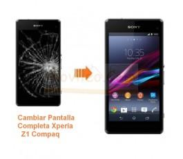 Cambiar Pantalla Sony Xperia Z1 Compact - Imagen 1