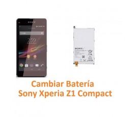Cambiar Batería Sony Xperia Z1 Compact M51W D5503 Z1C - Imagen 1