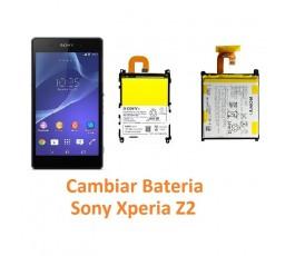 Cambiar Batería Sony Xperia Z2 L50W D6502 D6503 D6543 - Imagen 1