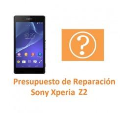 Reparar Sony Xperia Z2 L50W D6502 D6503 D6543 - Imagen 1