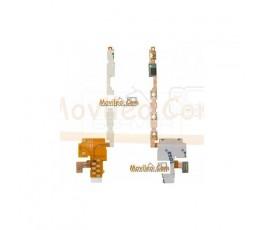 Flex de Botones Laterales para Sony Xperia P, LT22I - Imagen 1