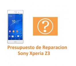 Reparar Sony Xperia Z3 L55T D6603 D6643 D6653 - Imagen 1