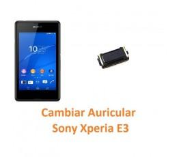Cambiar Auricular Altavoz Sony Xperia E3 E3 Dual - Imagen 1