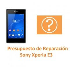 Reparar Sony Xperia E3 E3 Dual - Imagen 1