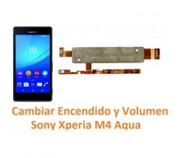Cambiar encendido y volumen Sony Xperia M4 Aqua M4 Aqua Dual - Imagen 1