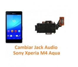 Cambiar conector jack audio Sony Xperia M4 Aqua M4 Aqua Dual - Imagen 1