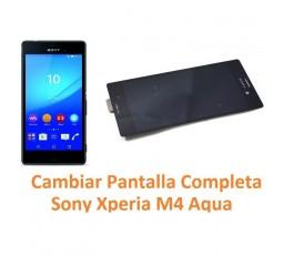 Cambiar pantalla Sony Xperia M4 Aqua M4 Aqua Dual - Imagen 1