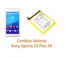 Cambiar batería Sony Xperia Z3 Plus Z4 - Imagen 1