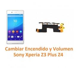 Cambiar encendido y volumen Sony Xperia Z3 Plus Z4 - Imagen 1