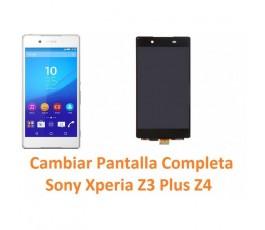 Cambiar pantalla Sony Xperia Z3 Plus Z4 - Imagen 1