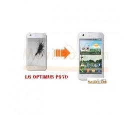 CAMBIAR PANTALLA LCD LG OPTIMUS BLACK P970 - Imagen 1