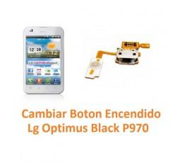 Cambiar Flex Botón Encendido Lg Optimus Black P970 - Imagen 1