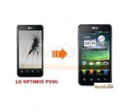 CAMBIAR PANTALLA LCD LG OPTIMUS 2X P990 - Imagen 1