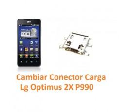 Cambiar Conector Carga Lg Optimus 2X P990 - Imagen 1