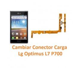 Cambiar Conector Carga Lg Optimus L7 P700 - Imagen 1