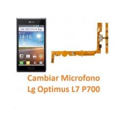 Cambiar Micrófono Lg Optimus L7 P700 - Imagen 1