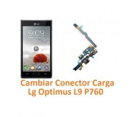 Cambiar Conector Carga Lg Optimus L9 P760 - Imagen 1