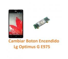 Cambiar Botón Encendido Lg Optimus G E975 - Imagen 1