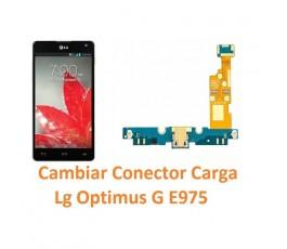 Cambiar Conector Carga Lg Optimus G E975 - Imagen 1