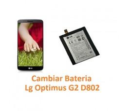 Cambiar Batería Lg Optimus G2 D802 - Imagen 1