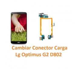 Cambiar Conector Carga Lg Optimus G2 D802 - Imagen 1