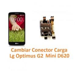 Cambiar Conector Carga Lg Optimus G2 Mini D620 - Imagen 1