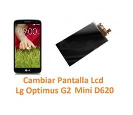 Cambiar Pantalla Lcd Lg Optimus G2 Mini D620 - Imagen 1