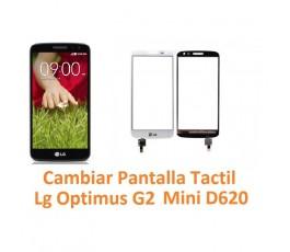 Cambiar Pantalla Táctil Lg Optimus G2 Mini D620 - Imagen 1