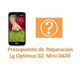 Presupuesto de Reparación Lg Optimus G2 Mini D620 - Imagen 1