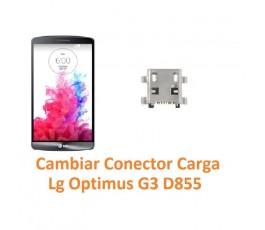 Cambiar Conector Carga Lg Optimus G3 D855 - Imagen 1