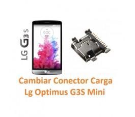 Cambiar Conector Carga Lg Optimus G3s Mini D722 - Imagen 1