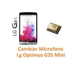 Cambiar Micrófono Lg Optimus G3s Mini D722 - Imagen 1
