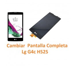 Cambiar Pantalla Completa Lg G4c H525 - Imagen 1