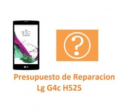 Presupuesto de Reparación Lg G4c H525 - Imagen 1
