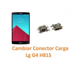 Cambiar Conector Carga Lg G4 H815 - Imagen 1