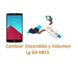 Cambiar Botón Encendido y Volumen Lg G4 H815 - Imagen 1
