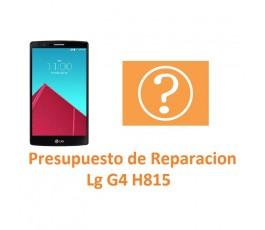 Presupuesto de Reparación para Lg G4 H815 - Imagen 1