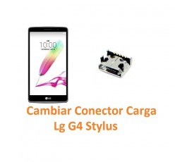 Cambiar Conector Carga Lg G4 Stylus H635 - Imagen 1
