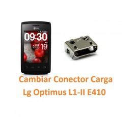 Cambiar Conector Carga Lg Optimus L1-II E410 - Imagen 1