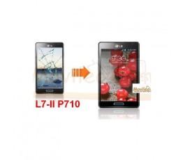 Cambiar Pantalla Tactil (cristal) LG Optimus L7-II P710 - Imagen 1