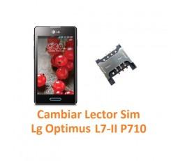 Cambiar Lector Tarjeta Sim Lg Optimus L7-II P710 - Imagen 1