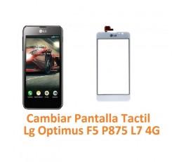 Cambiar Pantalla Táctil Lg Optimus F5 P875 L7 4G - Imagen 1