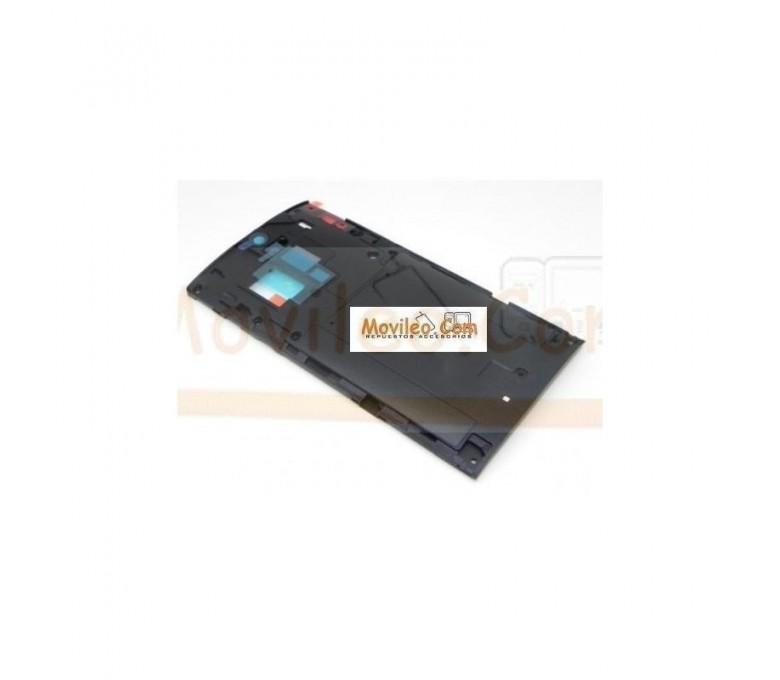 Carcasa interna negra para Sony Xperia S, LT26I - Imagen 1