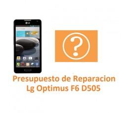Reparar Lg Optimus F6 D505 - Imagen 1