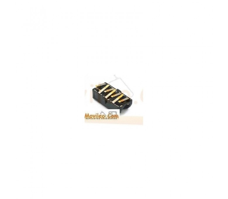 Conector jack auriculares Manos libres para Sony Xperia S, LT26I - Imagen 1