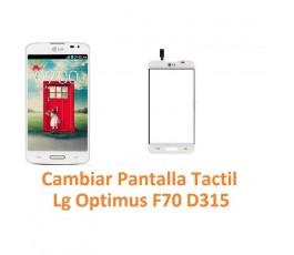 Cambiar Pantalla Táctil Lg Optimus F70 D315 - Imagen 1