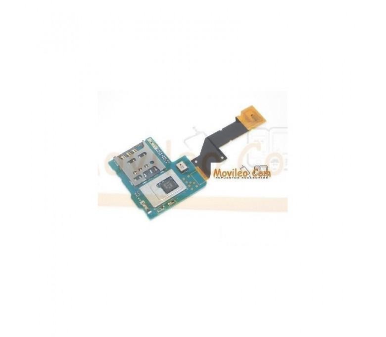 Flex Lector SIM para Sony Xperia S, LT26I - Imagen 1