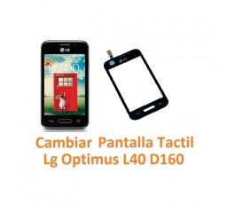 Cambiar Pantalla Táctil Lg Optimus L40 D160 - Imagen 1