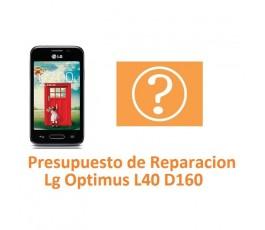 Reparar Lg Optimus L40 D160 - Imagen 1