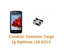 Cambiar Conector Carga Lg Optimus L50 D213 - Imagen 1